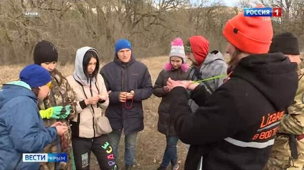 Как в Крыму ищут потерявшихся людей