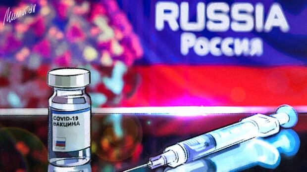 Вакцина «Спутник V» стала лучшим проявлением мягкой силы России со времен Гагарина