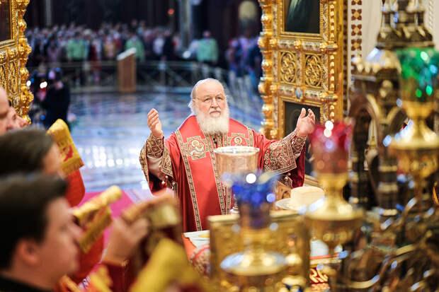 Патриарх Кирилл напомнил о вывозе крестоносцами святынь на Запад