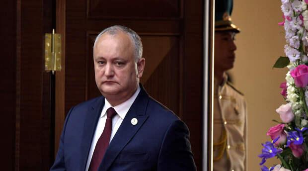 Экс-лидер Молдовы Игорь Додон рассказал об искреннем друге на Востоке