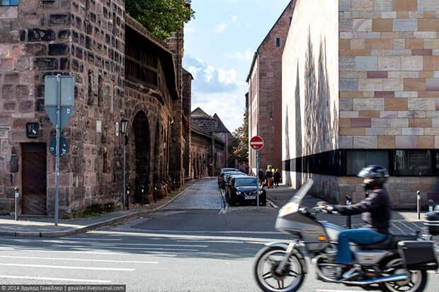 Нюрнберг – основа Средней Франконии