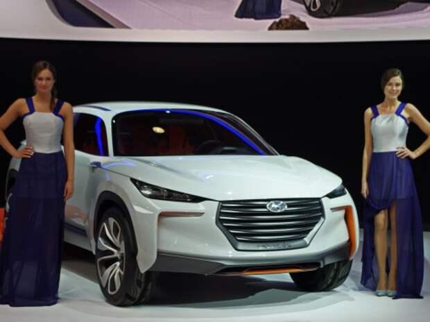 Hyundai показала перспективу и разнообразие