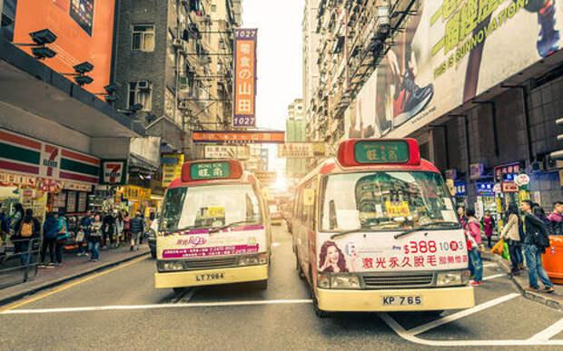 Система распознавания лиц выписала штраф... фотографии на автобусе!