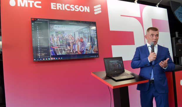 «5G толкает нас вновую реальность»: вИннополисе запустили сети нового поколения