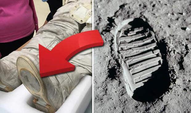 луна, след, космонавт, армстронг, фотография, conspiracies