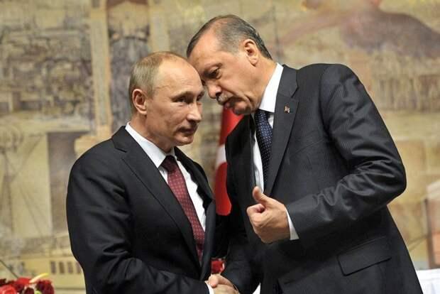 Казалось бы причем здесь Путин?