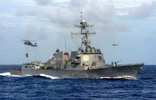 Три мифа о военно-морском могуществе США, которых Америка должна опасаться («The National Interest», США)