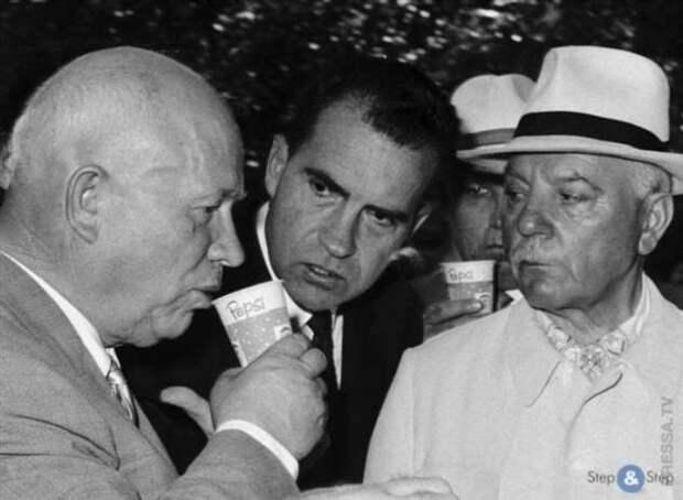 Кока-кола в СССР