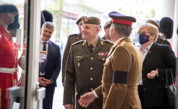 Британия расширит учебную миссию для ВСУ (ФОТО)