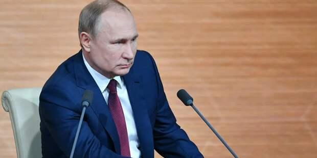 Путин не против встречи с Зеленским?