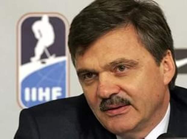 Рене ФАЗЕЛЬ: Должно случиться чудо, чтобы ЧМ-2021 в Минске состоялся