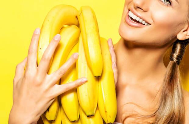 Банан: фрукт, который надо есть чаще