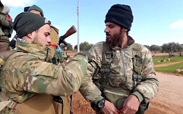 Боевики из Идлиба добрались до России: готовятся теракты
