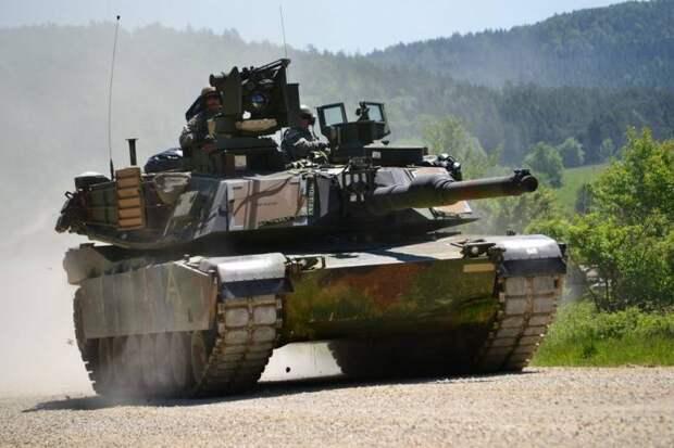Неприкрытая угроза «флотским» Т-72Б3М. Последствия поступления M1A2 SEPv3 в строевые части СВ Польши