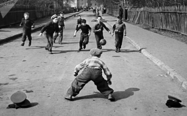 Фотографии времен СССР (20 фото)