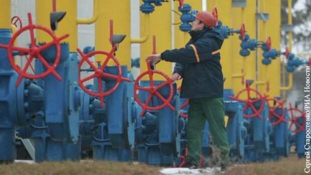 Киев готов воевать за сохранение прокачки российского газа