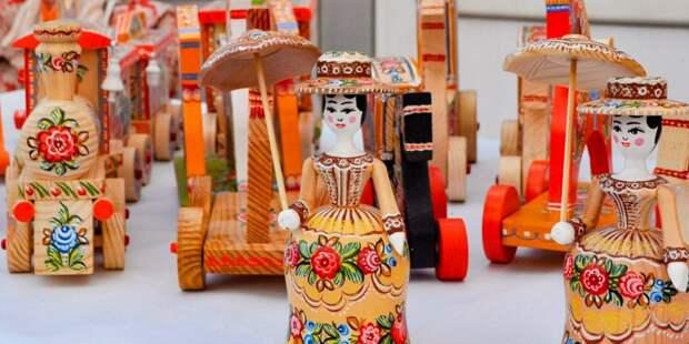 Фольклорный ансамбль из Ховрина выступил на Всероссийском фестивале «Новолетие»