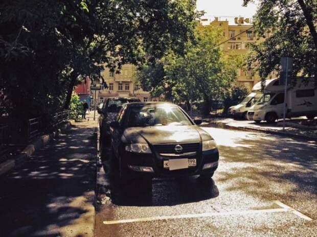 Госдуме предложат ввести штраф за сокрытие номеров на парковке