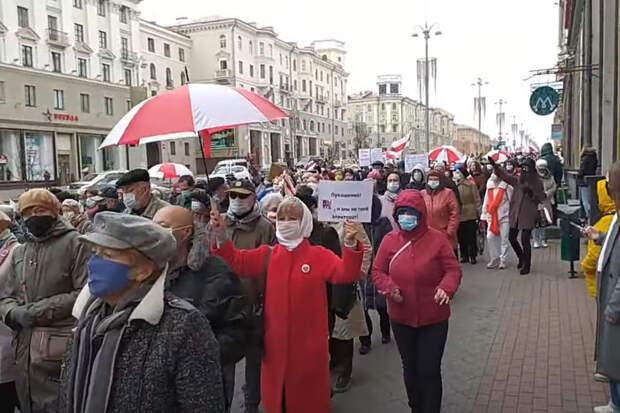 Минск вспомнил о невозможности жить без сотрудничества