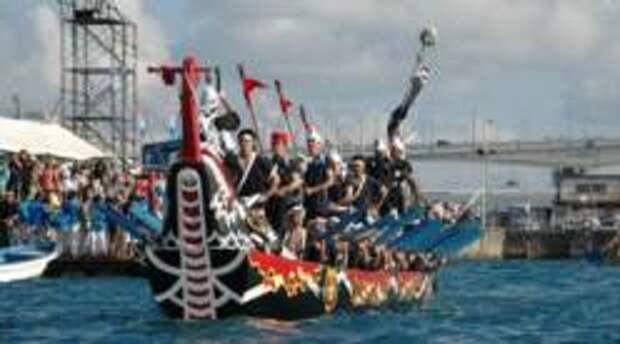 За тех, кто в море - Рыбацкий праздник Итоман-харэ