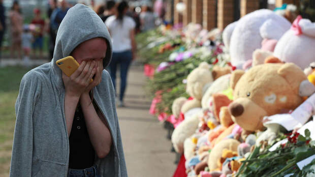 Убил брата одноклассницы: новые детали стрельбы в Казани