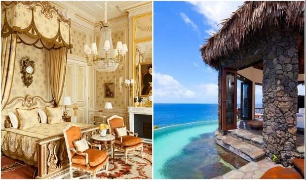 8 нереально дорогих отельных номеров, где роскошь лезет из всех щелей