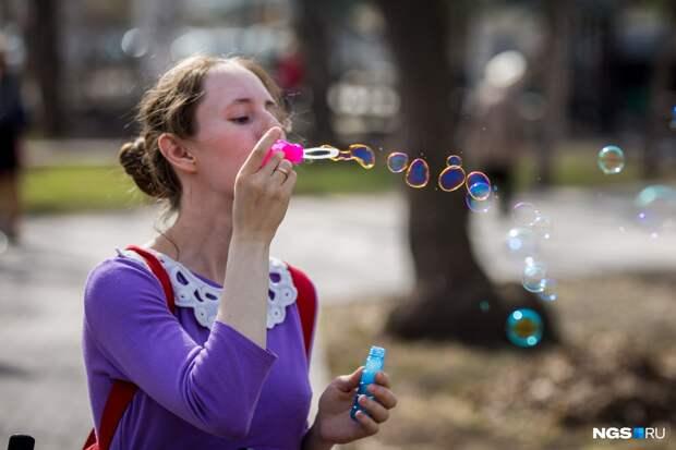 Долгожданное лето: Новосибирскую область сегодня ждет жара до +28 градусов