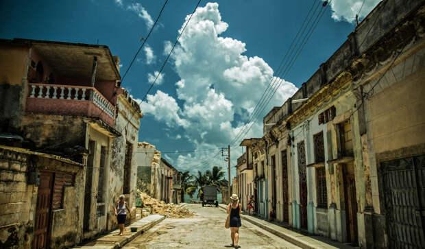 Протесты на Кубе и их освещение в российских СМИ. Александр Роджерс