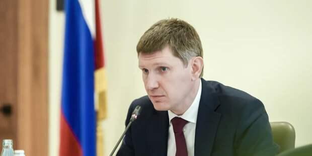Решетников допустил аномальный рост ВВП России