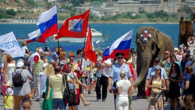 Приключения американца в Крыму