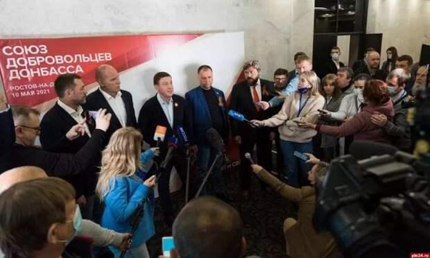 Защитники Донбасса получили возможность участвовать навыборах вРоссии
