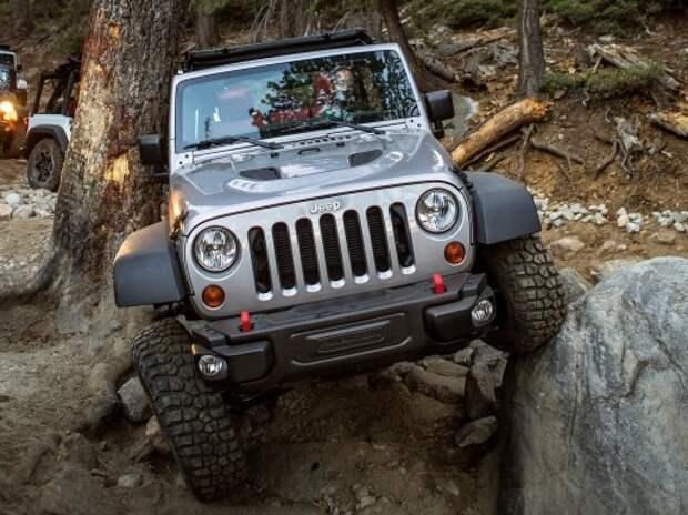 Jeep Wrangler изменится до неузнаваемости
