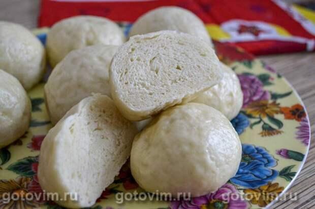 Китайские паровые булочки