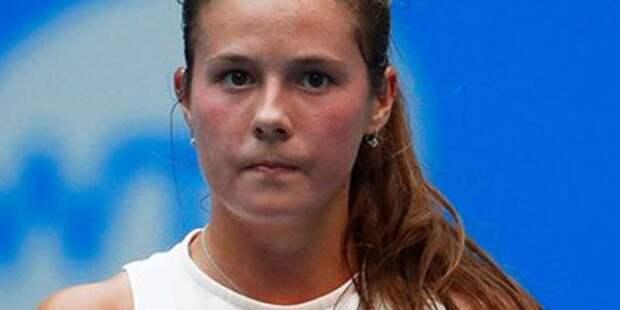Теннисистка Касаткина прошла в четвертьфинал