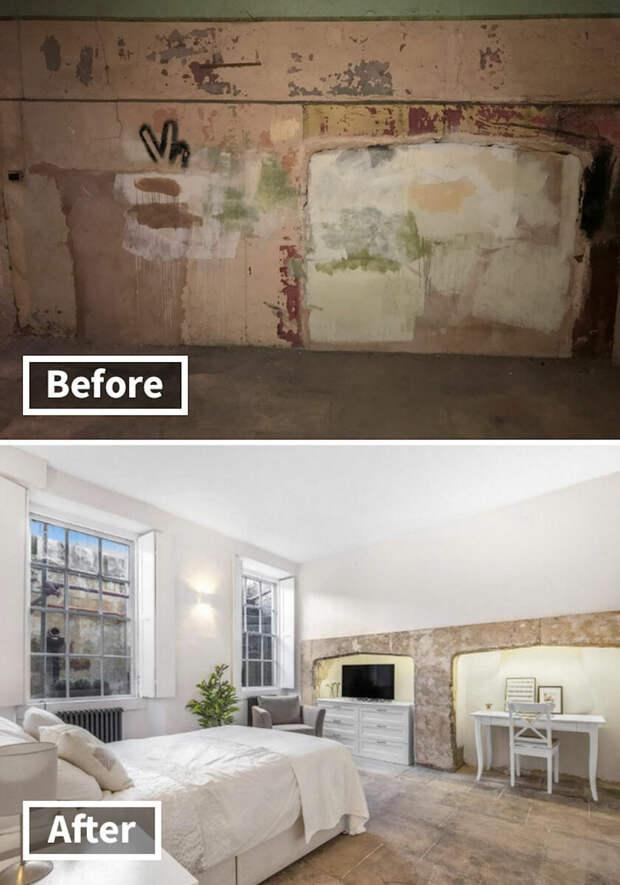 Сноубордист превратил сырой подвал в роскошную квартиру стоимостью 592 000 долларов