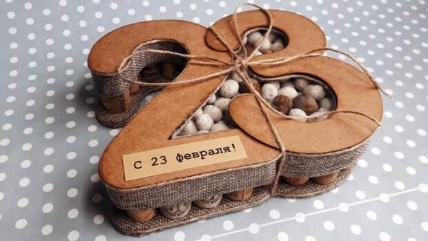 Оригинальный подарок к 23 февраля: просто, креативно и со вкусом