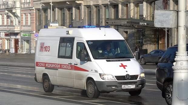 Девочка-подросток упала с высоты 28-го этажа в Москве и погибла