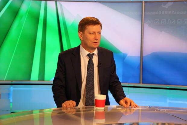 Фургал планирует подать иск о клевете к телеканалу «Россия 24»