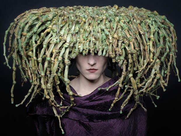 В Петербурге открывается выставка креативной флористики