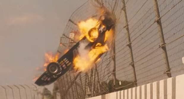 Создатели «Форсажа 9» показали, как уничтожали машины на съёмках