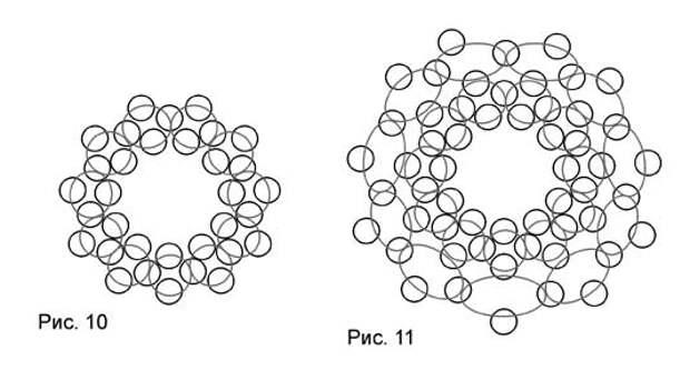 Схема плетения овечки из бисера