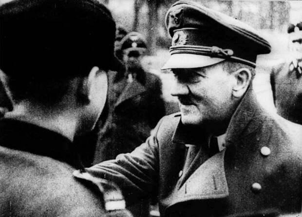Последние дни нацистской Германии