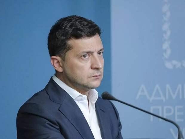 Зеленский назвал условием разведения сил в Донбассе 7 дней тишины