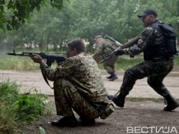 Батальон «Луганск-1» уничтожил 40 террористов в Славяносербском районе