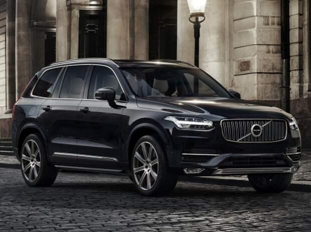 Volvo превратит новый XC90 во вседорожный «лимузин»