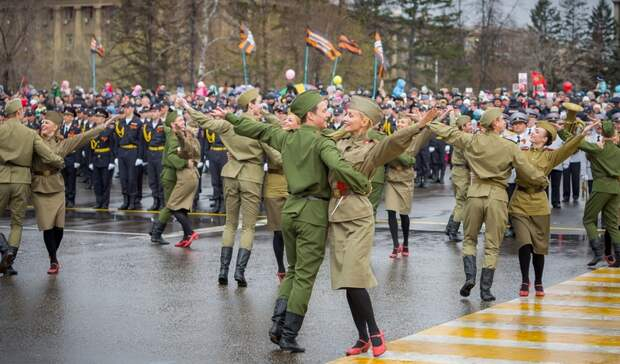 95% граждан считают День Победы важнейшим праздником