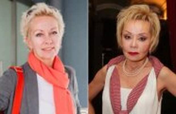 Кино: Такие похожие и такие разные сестры Германовы: Почему многие не догадываются о родстве двух актрис