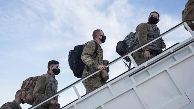 Американское CМИ сообщило о секретной 60-тысячной армии США