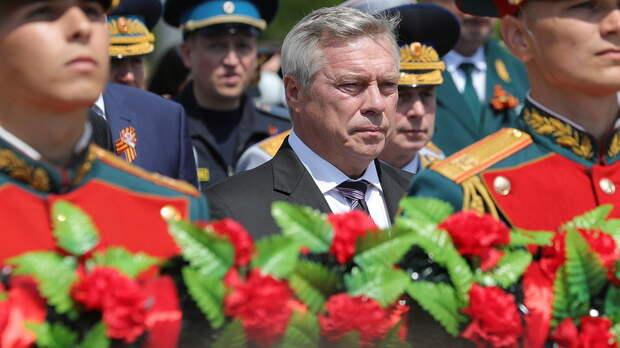 Глава Ростовской области Голубев направил телеграмму ссоболезнованиями вКазань