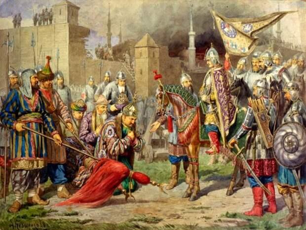 Взятие Казани Иваном Грозным – важная веха в истории нашего государства
